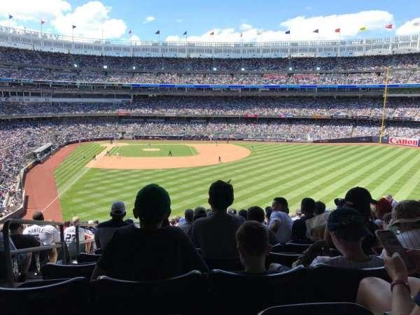 Yankee Stadium, Abschnitt: 205, Reihe: 19, Platz: 31