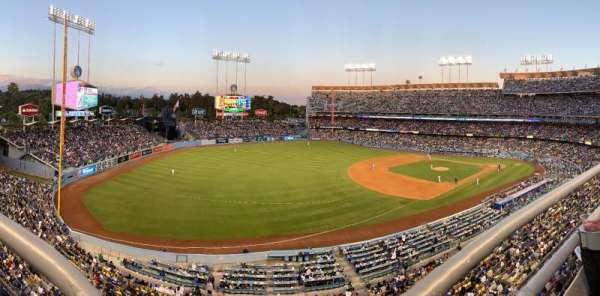 Dodger Stadium, Abschnitt: 35RS, Reihe: A, Platz: 16