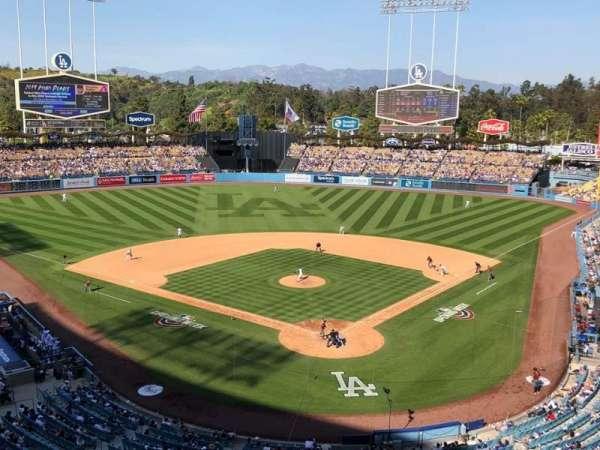Dodger Stadium, Abschnitt: 3RS, Reihe: C, Platz: 11