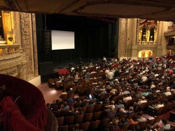 Chicago Theatre, Abschnitt: Mezzanine Box X, Reihe: 1, Platz: 1 and 2