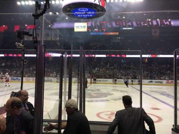 Allstate Arena, Abschnitt: 102, Reihe: EE, Platz: 27