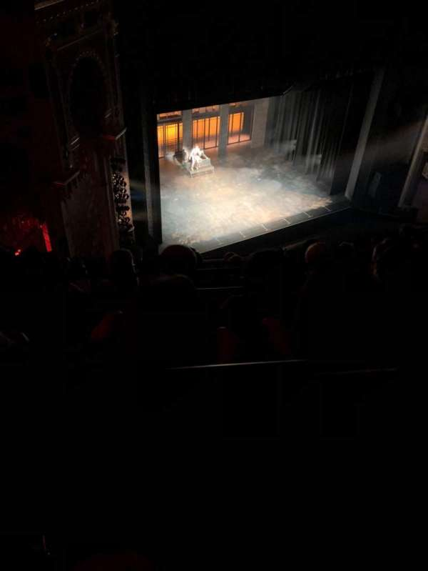 New York City Center, Abschnitt: Balcony, Reihe: G, Platz: 101