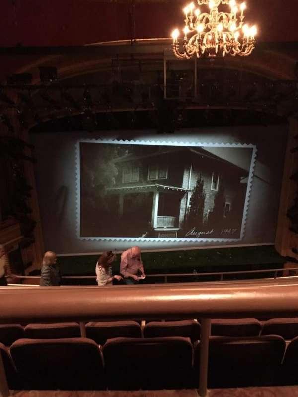 American Airlines Theatre, Bereich: Rear Mezzanine, Reihe: G, Platz: 120