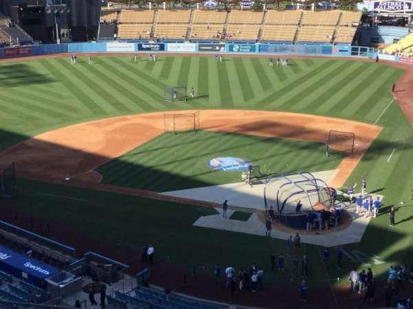Dodger Stadium, Abschnitt: 7RS, Reihe: M, Platz: 3