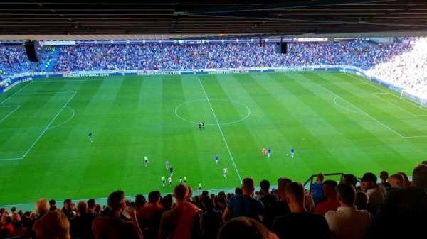 Ibrox Stadium, Abschnitt: CD4, Reihe: X, Platz: 0186