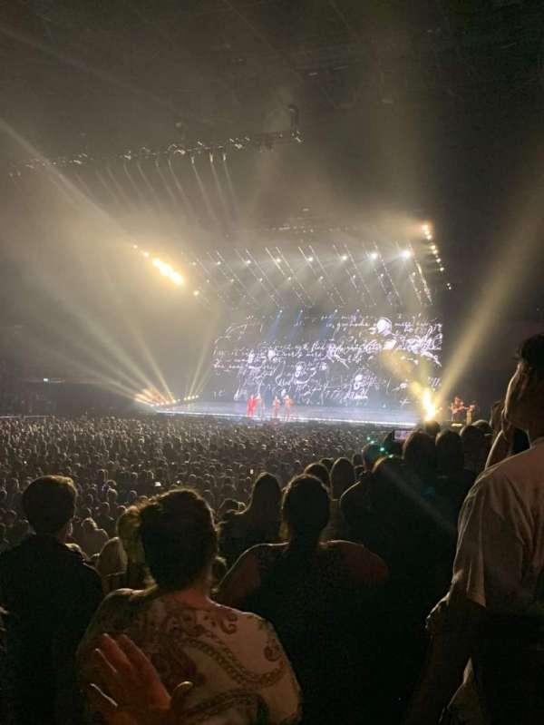 The O2 Arena, Abschnitt: 110, Reihe: H, Platz: 290