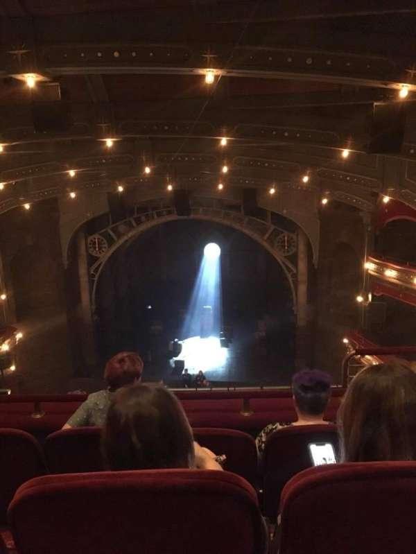 Lyric Theatre, Abschnitt: Balcony center, Reihe: C, Platz: 116