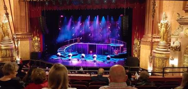 Beacon Theatre, Abschnitt: Loge 2, Reihe: G, Platz: 18