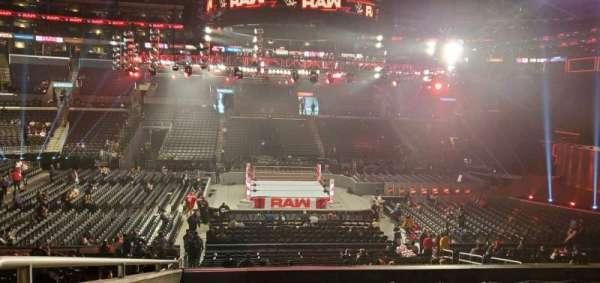 Staples Center, Abschnitt: PR5, Reihe: 7, Platz: 17