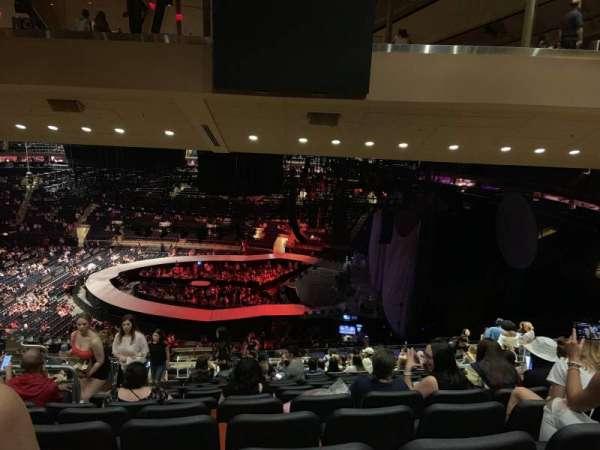 Madison Square Garden, Abschnitt: 213, Reihe: 17, Platz: 7