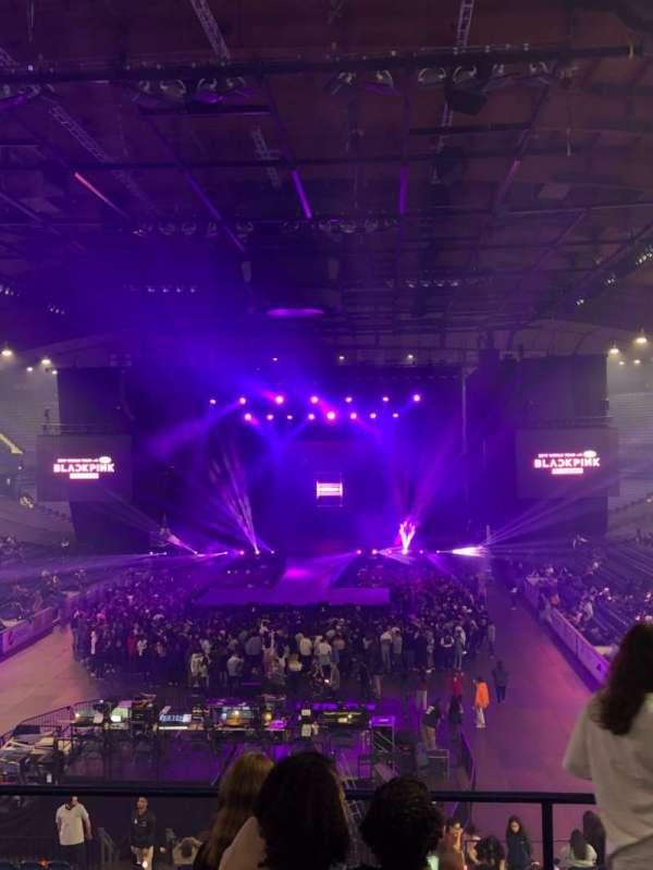 Allstate Arena, Abschnitt: 214, Reihe: E, Platz: 21