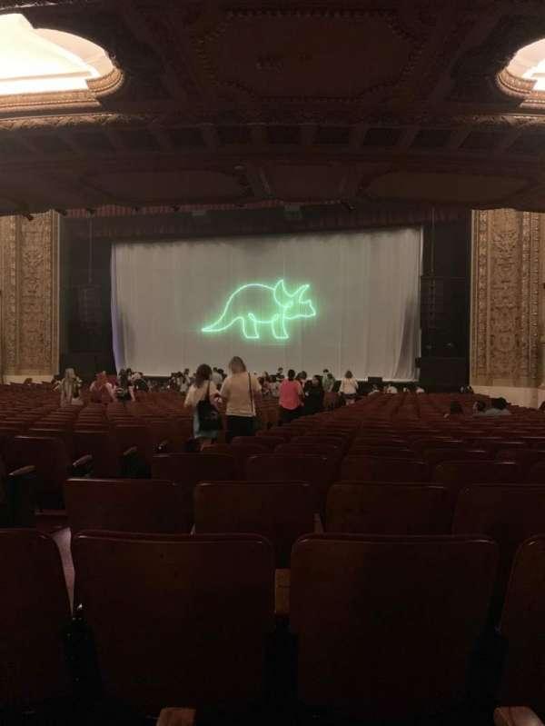Chicago Theatre, Abschnitt: MNFL3R, Reihe: P, Platz: 306