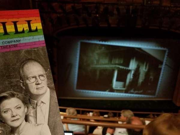 American Airlines Theatre, Bereich: Rear Mezzanine, Reihe: E, Platz: 127