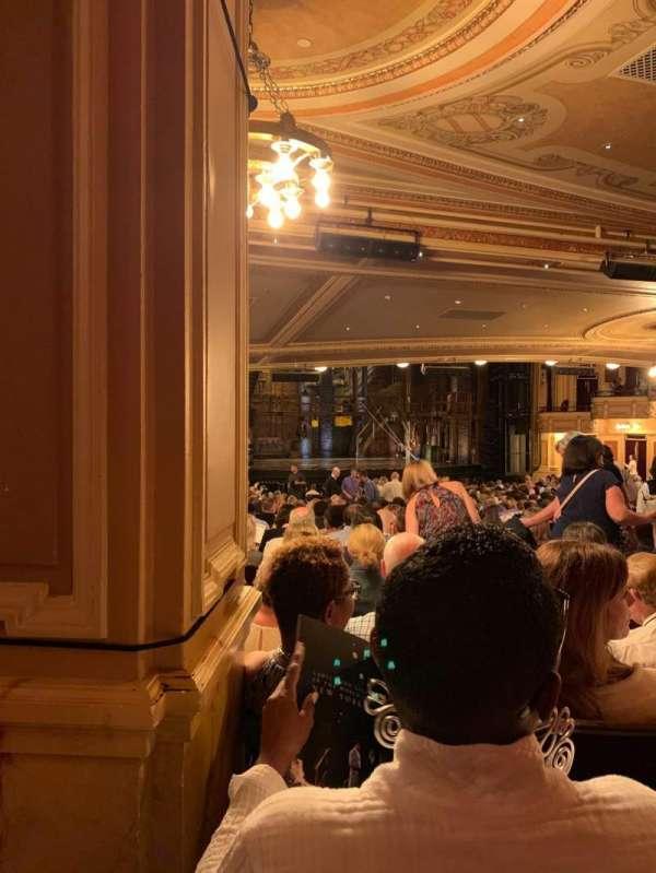Hippodrome Theatre, Abschnitt: Left OrchestraLV, Reihe: FF, Platz: 9