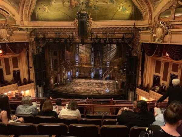 Hippodrome Theatre, Abschnitt: CMBAL, Reihe: J, Platz: 316
