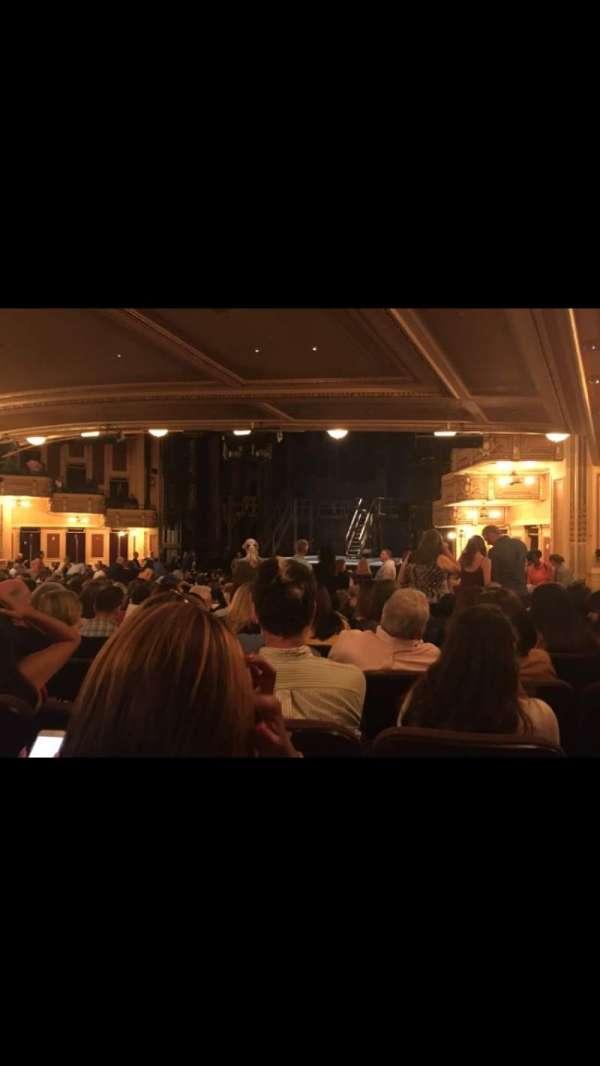 Hippodrome Theatre, Abschnitt: Right Orchestra, Reihe: Y, Platz: 26