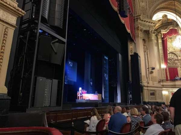 Citizens Bank Opera House, Abschnitt: LOBXLV, Reihe: A, Platz: 51