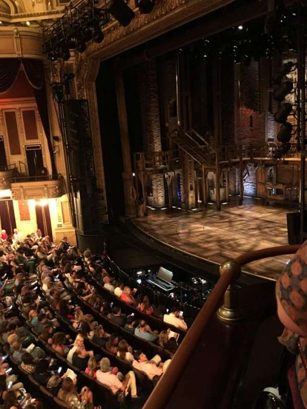 Hippodrome Theatre, Abschnitt: RBOX, Reihe: 3, Platz: 3