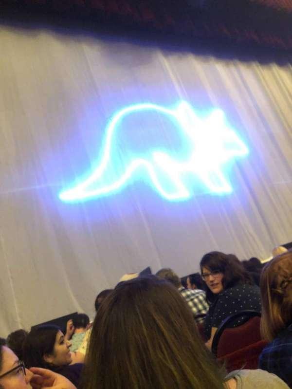 Chicago Theatre, Abschnitt: MNFL4L, Reihe: BB, Platz: 419