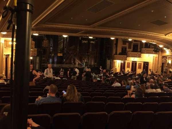 Hippodrome Theatre, Abschnitt: Left Orchestra, Reihe: AA, Platz: 27