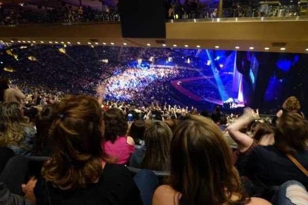 Madison Square Garden, Abschnitt: 213, Reihe: 22, Platz: 19-20