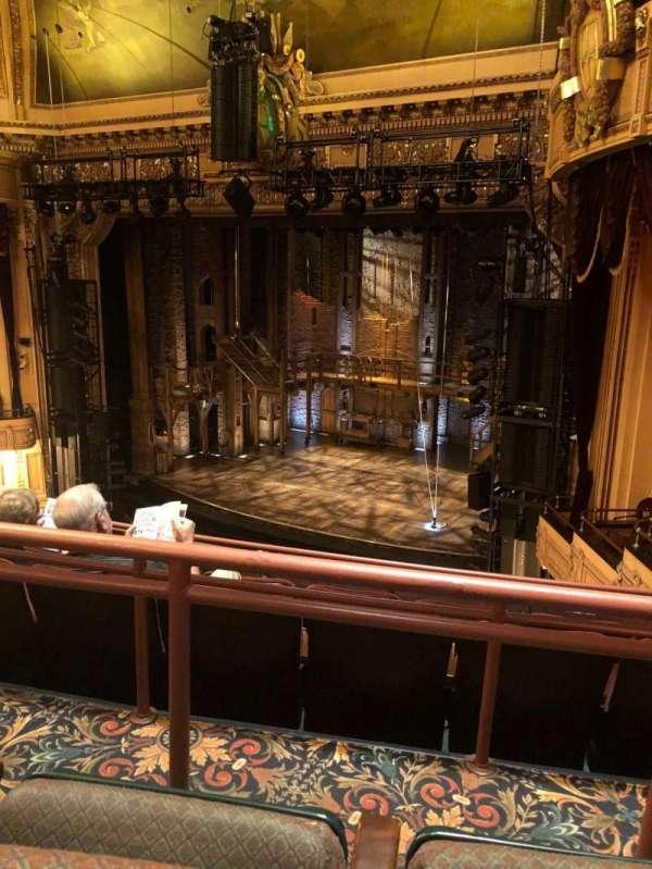 Hippodrome Theatre, Abschnitt: Right Middle Balcony, Reihe: E, Platz: 216