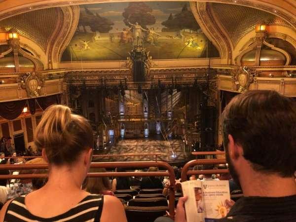 Hippodrome Theatre, Abschnitt: UCBAL, Reihe: N, Platz: 112