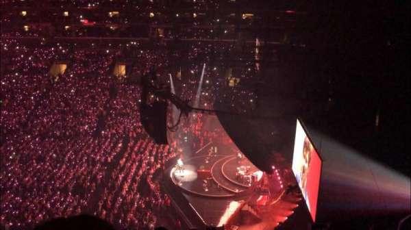 Staples Center, Abschnitt: 333, Reihe: 7, Platz: 8