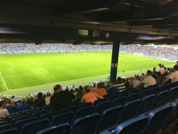 Ibrox Stadium, Abschnitt: Bill Struth Main Rear, Reihe: M, Platz: 284