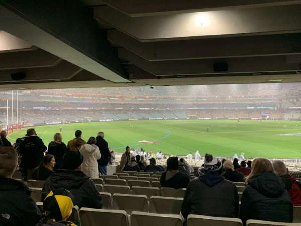 Melbourne Cricket Ground, Bereich: M42, Reihe: Kk, Platz: 11