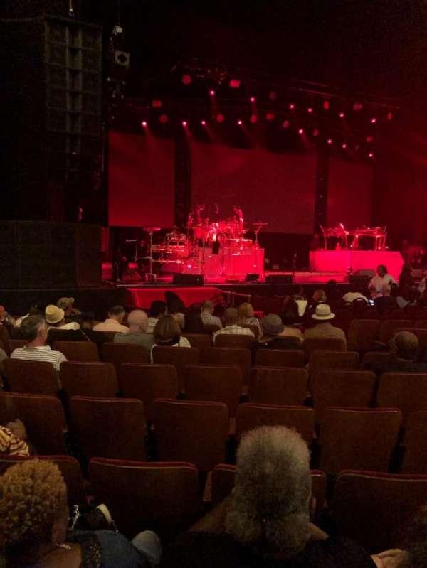 Chicago Theatre, Abschnitt: MNFL3L, Reihe: KK, Platz: 317