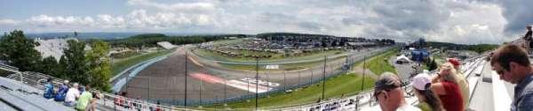 Watkins Glen International, Abschnitt: 4, Reihe: 37, Platz: 12