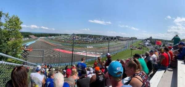 Watkins Glen International, Abschnitt: 5, Reihe: 26, Platz: 10