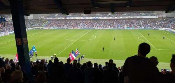 Ibrox Stadium, Abschnitt: MRD, Reihe: G, Platz: 113
