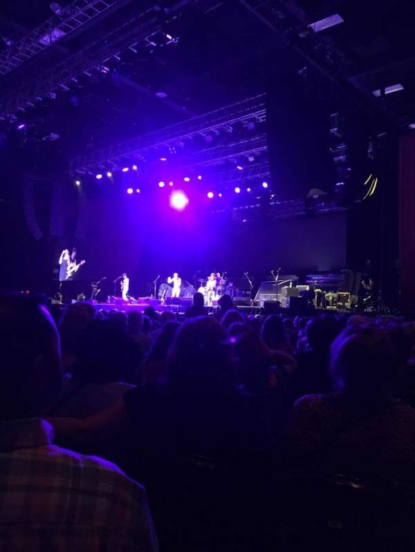 Hard Rock Live at Etess Arena, Abschnitt: 101, Reihe: P, Platz: 8