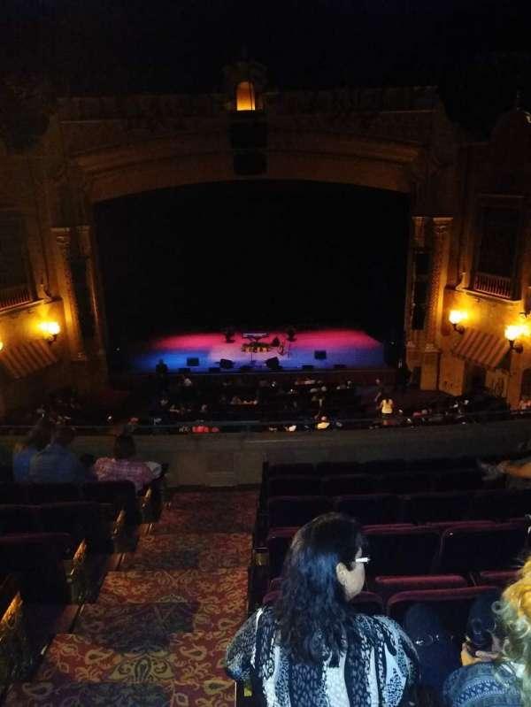 Plaza Theatre (El Paso), Abschnitt: Mezz, Reihe: MH , Platz: 102