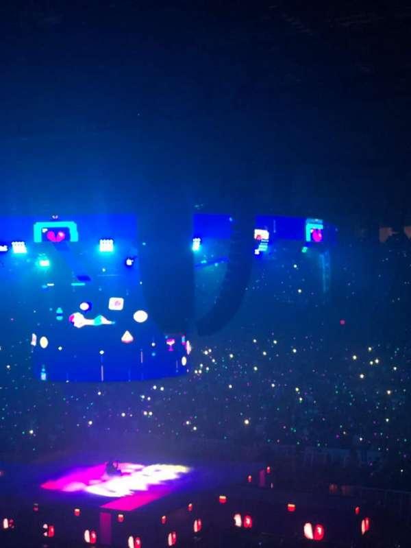 Allstate Arena, Abschnitt: 209, Reihe: E, Platz: 22
