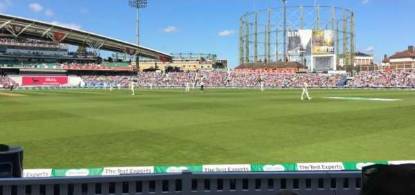 Kia Oval, Bereich: Bedser Stand Lower, Reihe: CCC
