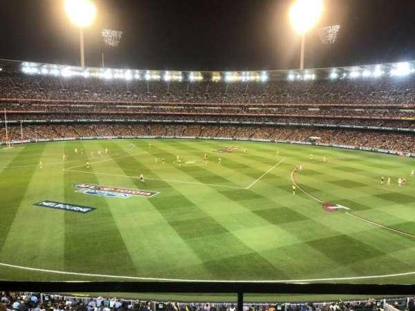 Melbourne Cricket Ground, Bereich: P42