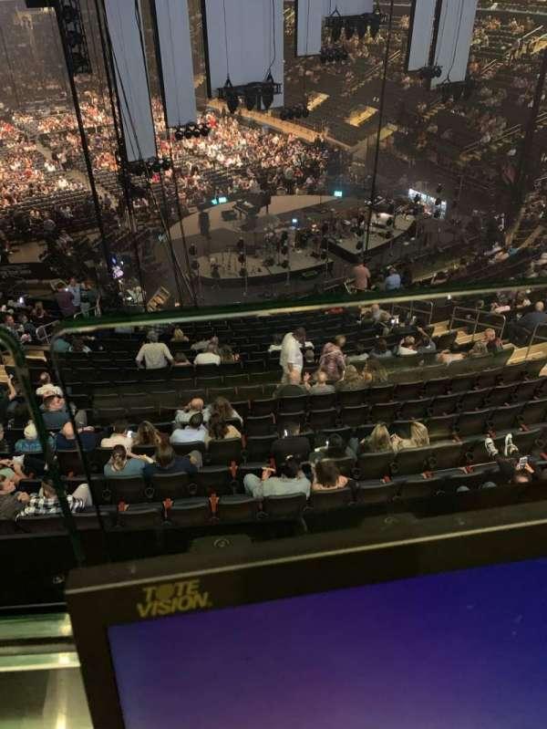Madison Square Garden, Abschnitt: 216, Reihe: 1, Platz: 14