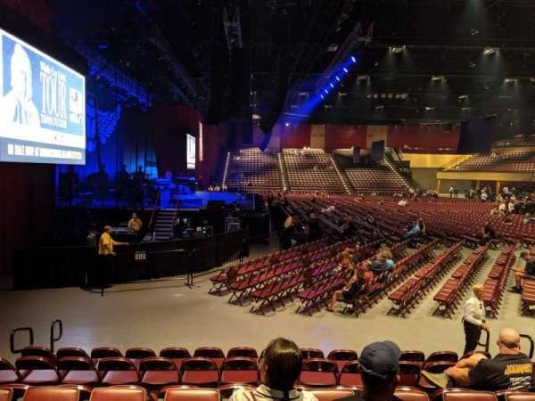 Hard Rock Live at Etess Arena, Abschnitt: 214, Reihe: H, Platz: 7