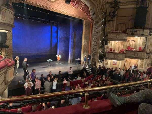Cort Theatre, Abschnitt: Mezzanine L, Reihe: B, Platz: 21