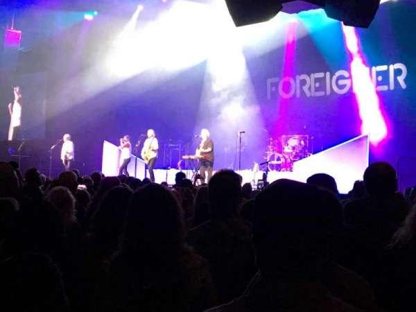 Hard Rock Live at Etess Arena, Abschnitt: 101, Reihe: 17, Platz: 1