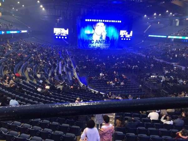 Allstate Arena, Abschnitt: 215, Reihe: A, Platz: 34