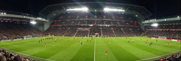 Anfield, Abschnitt: KK, Reihe: 24, Platz: 124