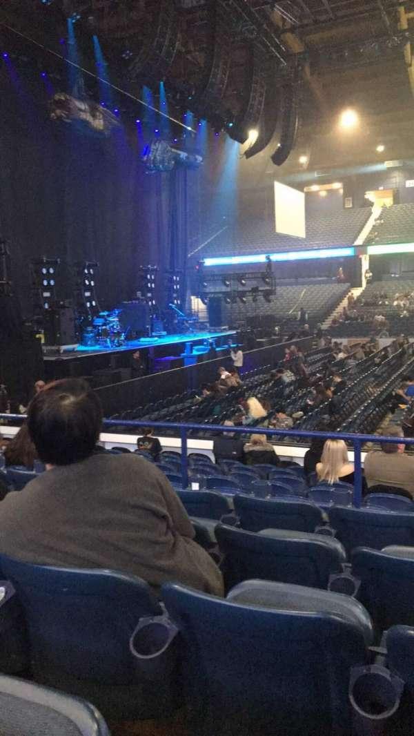 Allstate Arena, Abschnitt: 103