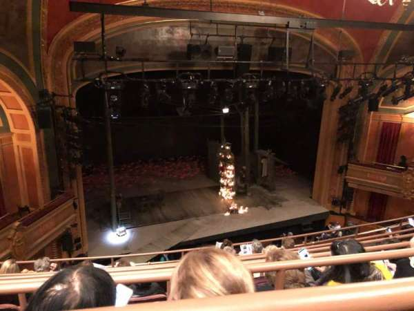 American Airlines Theatre, Bereich: Rear mezzanine, Reihe: F, Platz: 126