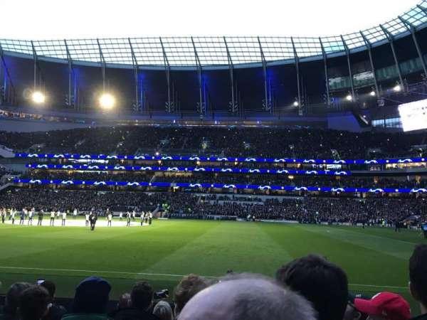 Tottenham Hotspur Stadium, Abschnitt: 119, Reihe: 6, Platz: 594