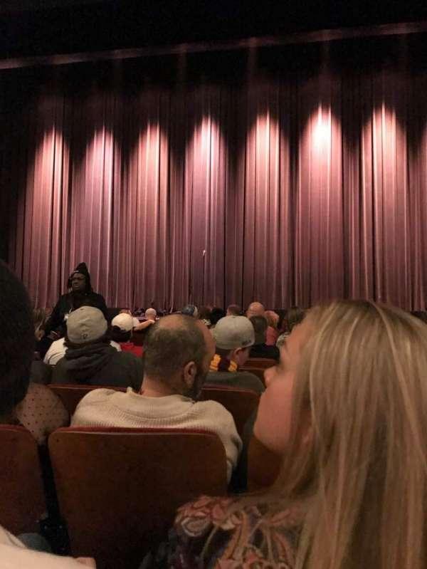 Chicago Theatre, Abschnitt: MNFL4R, Reihe: FF, Platz: 408