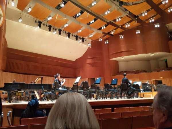 Joseph Meyerhoff Symphony Hall, Abschnitt: Orch, Reihe: G, Platz: 19
